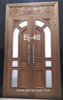 pintu jati 6ac
