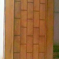 pintu panel jati 4